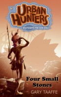 Book Cover for Four Small Stones (Urban Hunters #1) by Gary Taaffe