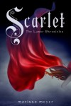 Book Cover for Scarlet by Marissa Meyer Lunar Chronicles #2