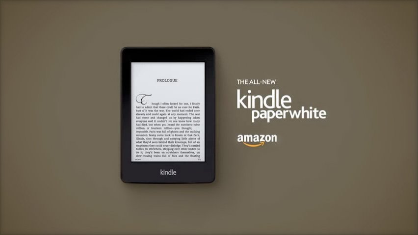 New Kindle with Awesome Features and Lame Name