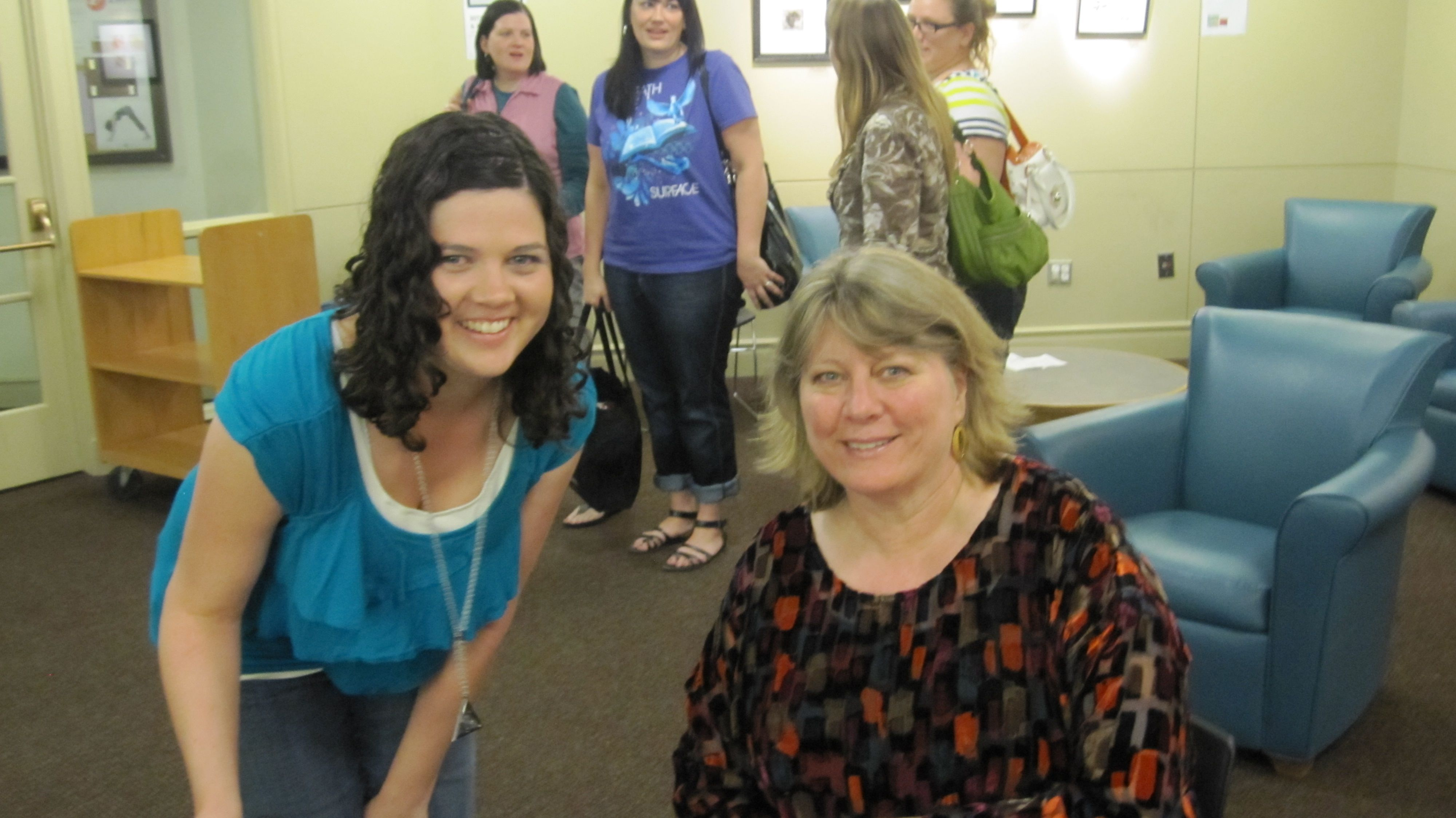 Robin LaFevers Book Signing + Giveaway