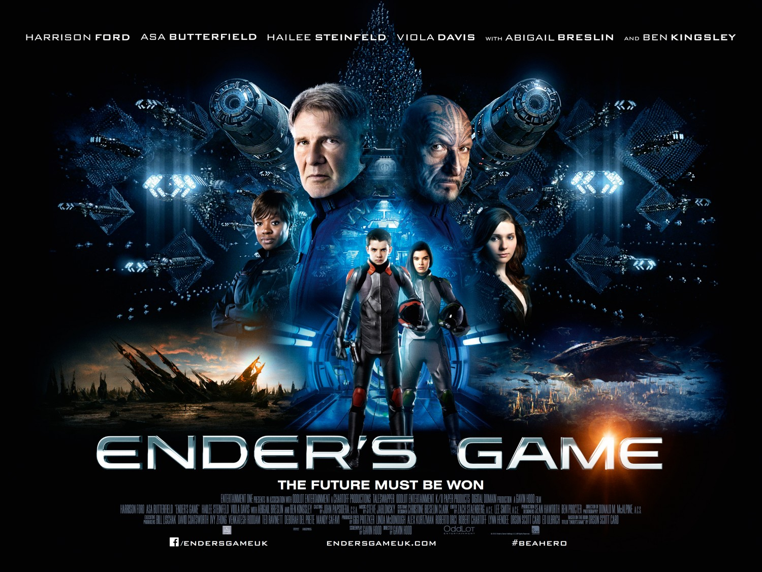 Book vs Movie: Ender's Game