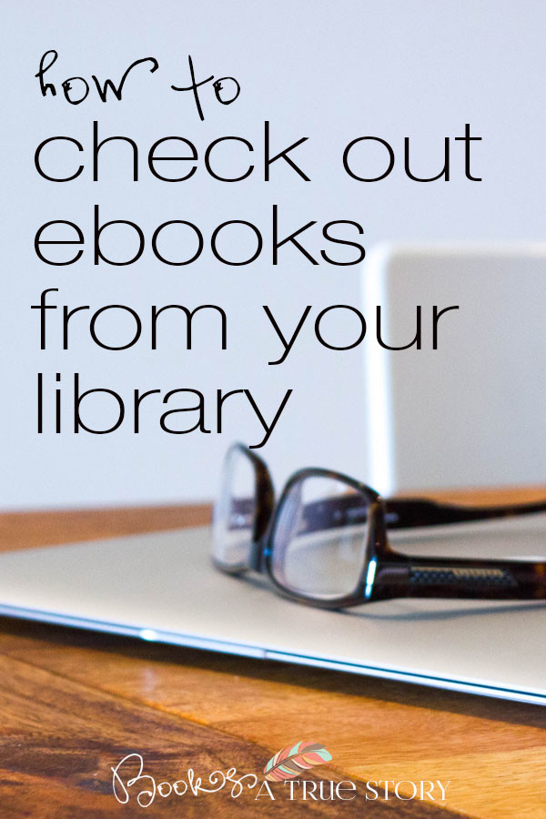 How To Check Out eBooks From Your Library