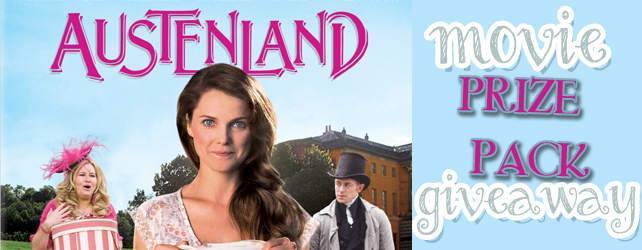 Austenland Prize Pack Giveaway!