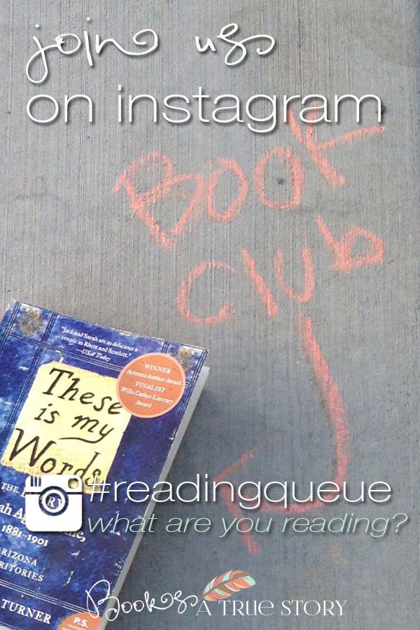 Join a New Instagram Challenge! #ReadingQueue