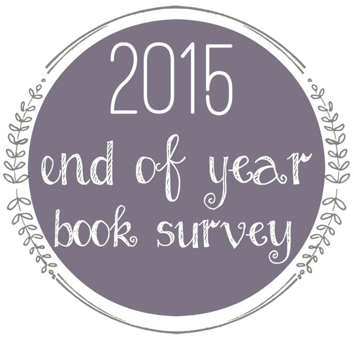 A Year of Reading 2015