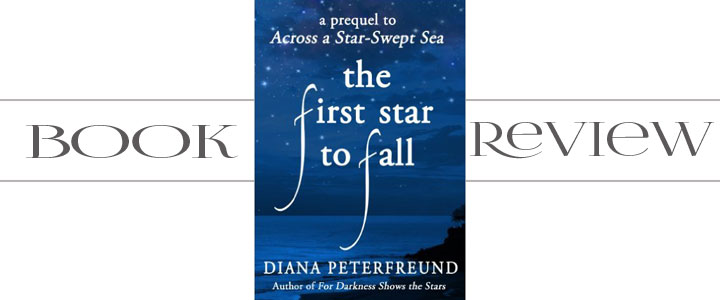 Book Review: The First Star to Fall by Diana Peterfreund