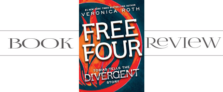 Book Review Free Four Veronica Roth