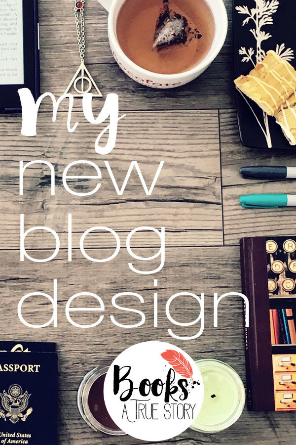 my new blog design 2016