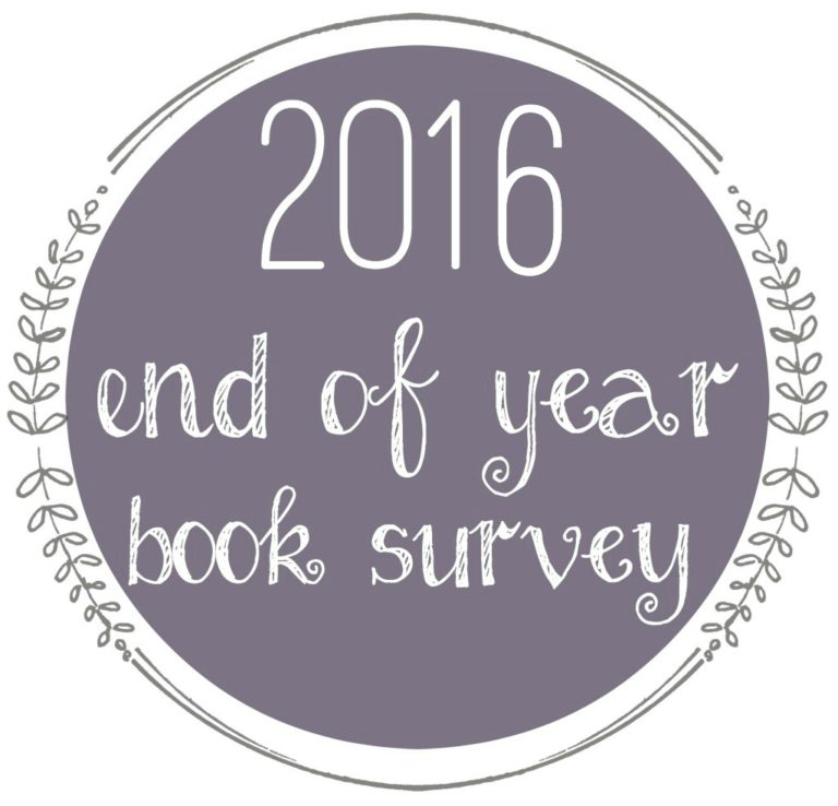 A Year of Reading 2016