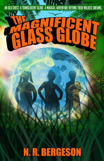 Book Review: The Magnificent Glass Globe by N. R. Bergeson + Giveaway