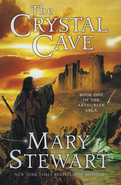 Book Review: The Crystal Cave by Mary Stewart