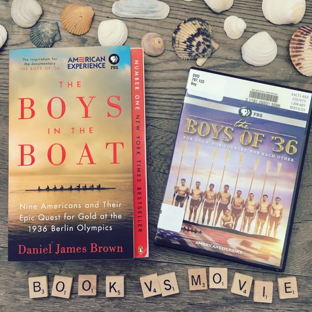 Book vs. Movie: The Boys in the Boat