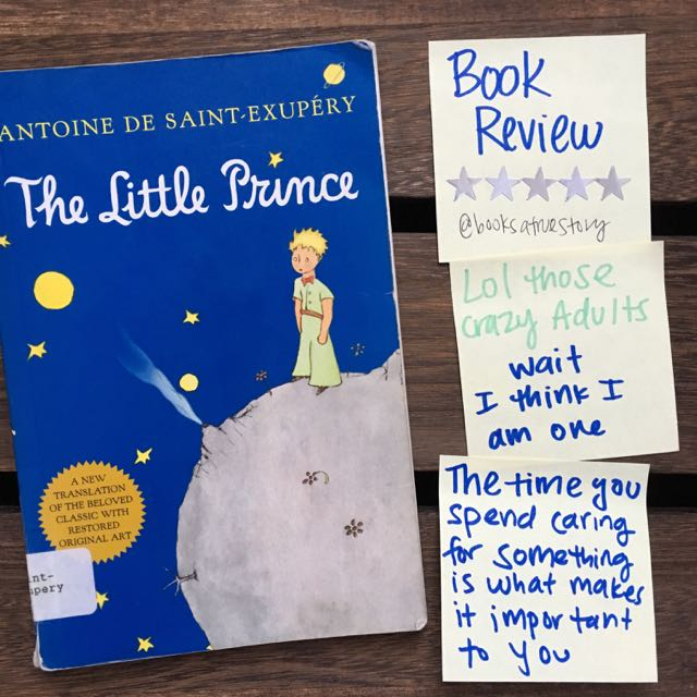 little princes book summary