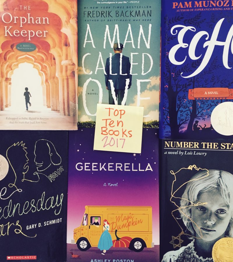 Top 10 Books I Read In 2017 Books A True Story